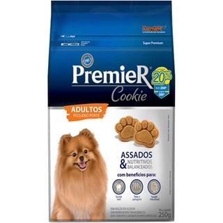 Biscoito Premier Pet Cookie Para Cães Adultos De Raças Pequenas