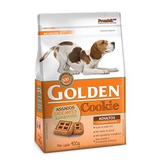 Biscoito Premier Pet Golden Cookie Para Cães Adultos De Raças Pequenas