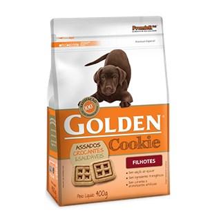 Biscoito Premier Pet Golden Cookie Para Cães Filhotes