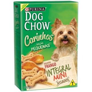 Biscoito Purina Dog Chow Biscuits Para Cães De Raças Pequenas