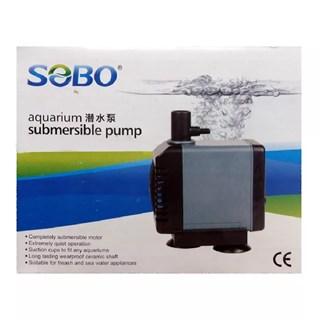Bomba Submersa Sobo Wp-3500 Para Aquários