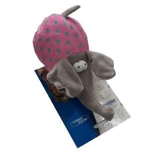 Brinquedo Home Pet Pelúcia Elefantinho para Cães