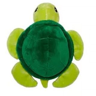Brinquedo Jolitex Homepet Tartaruga De Pelúcia Para Cães