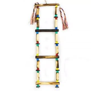 Brinquedo Pet Injet Happybird Escada Para Aves