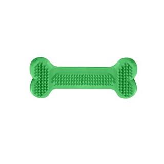 Brinquedo Pet Injet Osso Massageador Dental Flex Tamanho Gigante Para Cães