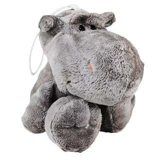 Brinquedo Pet Injet Pelúcia Hipopótamo Para Cães