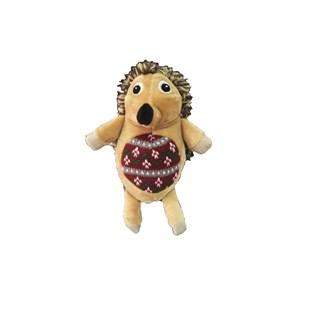 Brinquedo Petcute Pelúcia Porco Espinho Para Cães