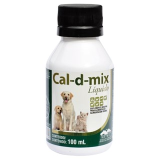 Cal-D-Mix 100ml _ Vetnil