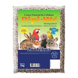 Cama Natural Zootekna Pipi Pet Erva Doce Para Roedores