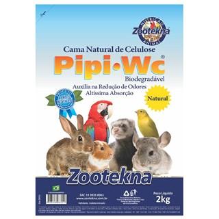 Cama Natural Zootekna Pipi Pet Para Roedores