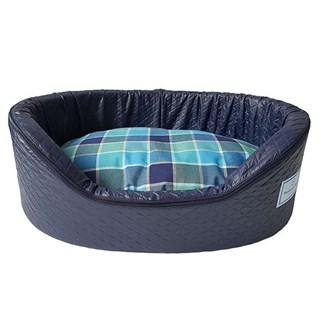 Cama Pickorruchos New Sleepy Azul Para Cães