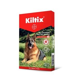 Coleira Antiparasitário Bayer Kiltix g Para Cães Acima De 20kg - 65 Cm