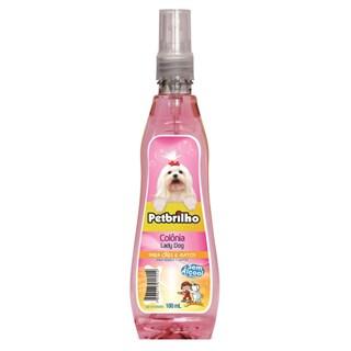 Colônia Petbrilho Lady Dog Para Cães e Gatos
