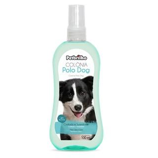 Colônia Petbrilho Polo Dog Para Cães e Gatos