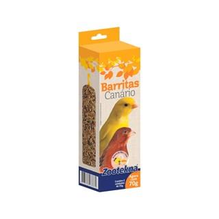 Complemento Alimentar Zootekna Barritas Para Canários