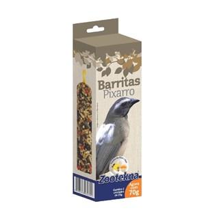 Complemento Alimentar Zootekna Barritas para Pixarros