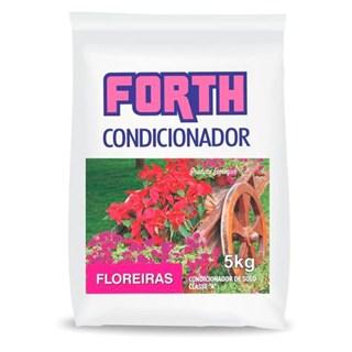 Condicionador De Solo Forth Floreira Para Jardins