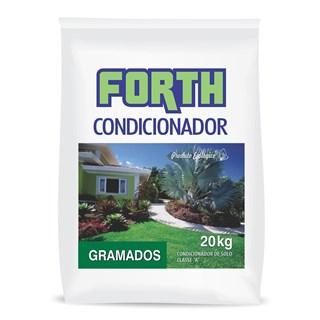 CONDICIONADOR DE SOLO FORTH GRAMADOS PARA JARDIM