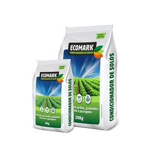Condicionador de Solos Ecomark para Jardim