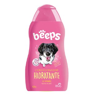 Condicionador Pet Society Beeps Hidratante para Cães e Gatos