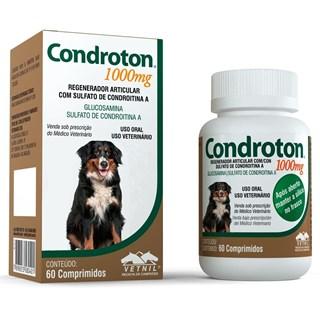 Condroton 1000 C/60 Comprimidos _ Vetnil