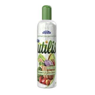 Desinfetante Hortifrutícolas Coala Utilis Para Frutas. Verduras e Legumes