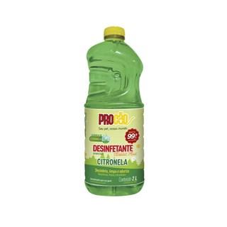 Desinfetante Procão Classic Plus Citronela para Ambientes