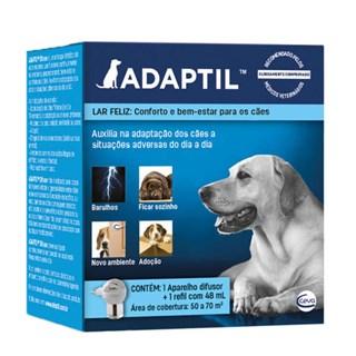 Difusor Elétrico + Refil 48ml Ceva Adaptil Para Cães