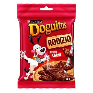 Doguitos Rodizio Bifinho Carne - 65g