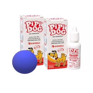 Educador Sanitário Coveli Pipi Dog Promoção Compre 2 Ganhe 1 Bola Pet Para Cães