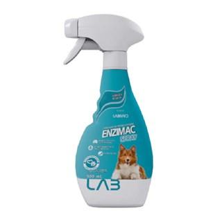 Eliminador de Odores e Manchas Labgard Enzimac Spray para Ambientes com Cães