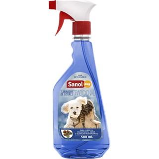 Eliminador De Odores Sanol Dog Tradicional Spray Para Ambientes