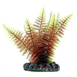Enfeite Mydor Aquatic Plants Samambaia Rendada Para Aquário