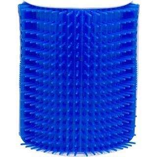 Escova Massageadora Truqys Pet Azul