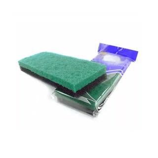 Esponja Ace Pet 1810 Azul e Preta Para Aquários