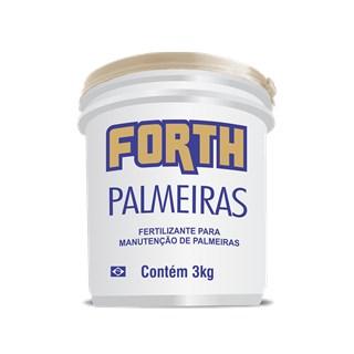 Fertilizante Forth Palmeiras Para Jardim
