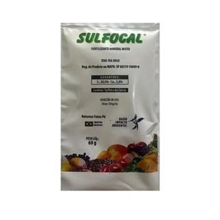 Fertilizante Mineral Misto Sulfocal para Jardim