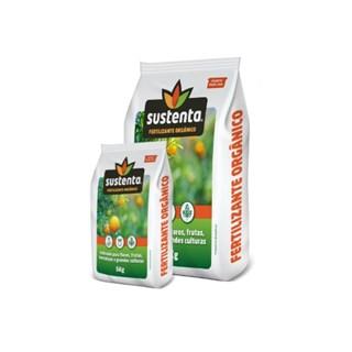 Fertilizante Orgânico Ecomark Susutenta para Jardim