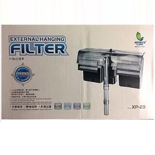 Filtro Externo Jeneca External Hanging Filter Xp - 29 Para Aquários