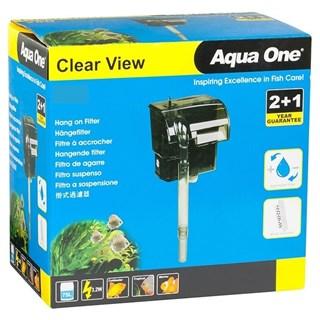 Filtro Suspenso Aqua One Clear View 110v Para Aquários