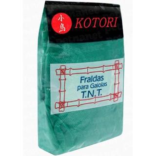 Fraldas P/Gaiola Em Tnt Nº 02 - 20 x 41 Cm _ Kotori