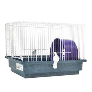 Gaiola Bragança Popular Baixa para Hamster e Gerbil