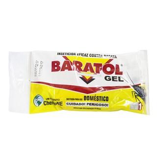 Gel Inseticida Chemone Baratol Para Ambientes