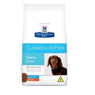 HILLS      Ração Seca Hills Prescription Diet Pedaços Pequenos Cuidados com a Pele para Cães Adultos