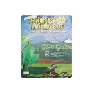 Húmus de Minhoca Casa Xaxins Green Garden para Jardim