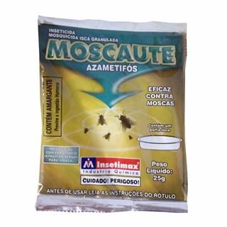 Inseticida Insetimax Moscaute Isca Granulada