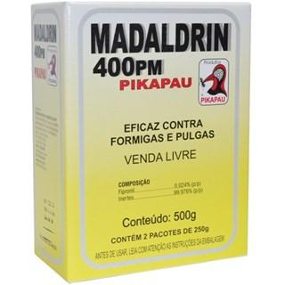 Inseticida Pikapau Madaldrin 400pm Para Ambientes