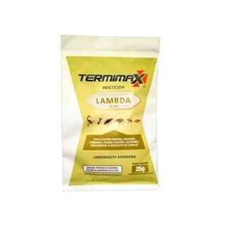 Inseticida Termimax Lambda Mix 10 PM para Ambientes