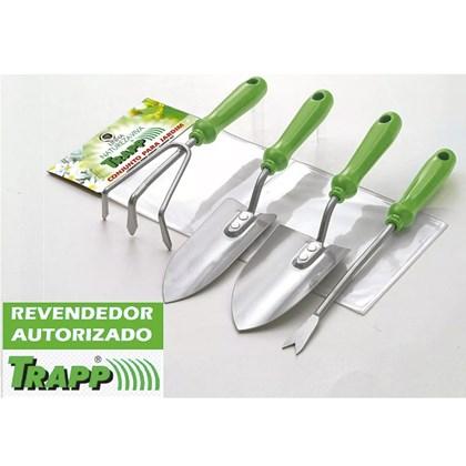Kit Trapp Linha Natureza Viva Fj-1201 Para Jardim