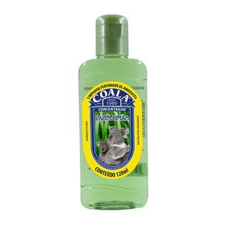 Limpador Coala Concentrado Aroma de Capim Limão para Ambientes